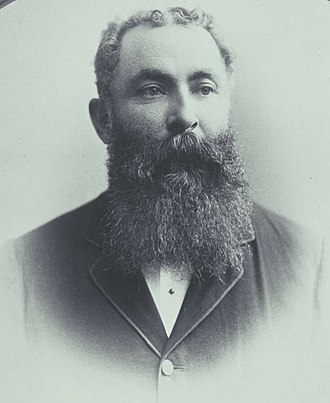 Vaiben Louis Solomon - Vaiben Louis Solomon at the 1897–1898 Australasian Federal Convention.
