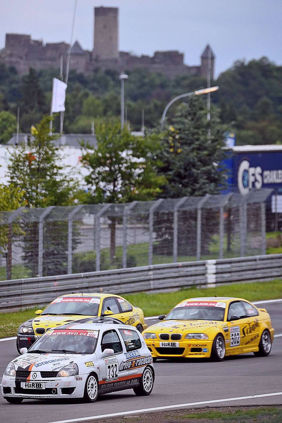 Veranstaltergemeinschaft Langstreckenpokal N 252 Rburgring