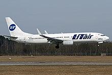 乌塔航空579号班机事故