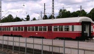 Helsinki commuter rail - Image: VR Eil
