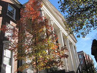 Peabody College United States historic place