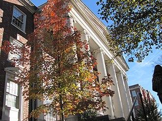 Peabody College - Memorial Hall