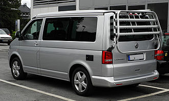 Volkswagen California - California Europe in Germany
