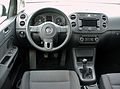 VW Golf VI Plus 1.6 TDI Comfortline United Grey Interieur.JPG