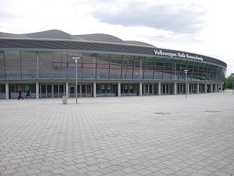 Basketball Löwen Braunschweig - Volkswagen Halle