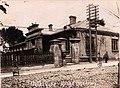 Vaŭkavysk, Kramianickaja-Krašeŭskaja, Pošta. Ваўкавыск, Крамяніцкая-Крашэўская, Пошта (1919-39).jpg