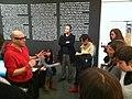 Valentin Roma durant una visita al CaiaForum (2).JPG
