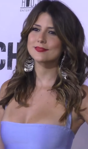 Valentina Acosta - Acosta at the Premiere Of Univison's El Chapo at Landmark Theatre in Los Angeles
