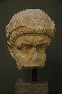 Valentinian I Roman emperor