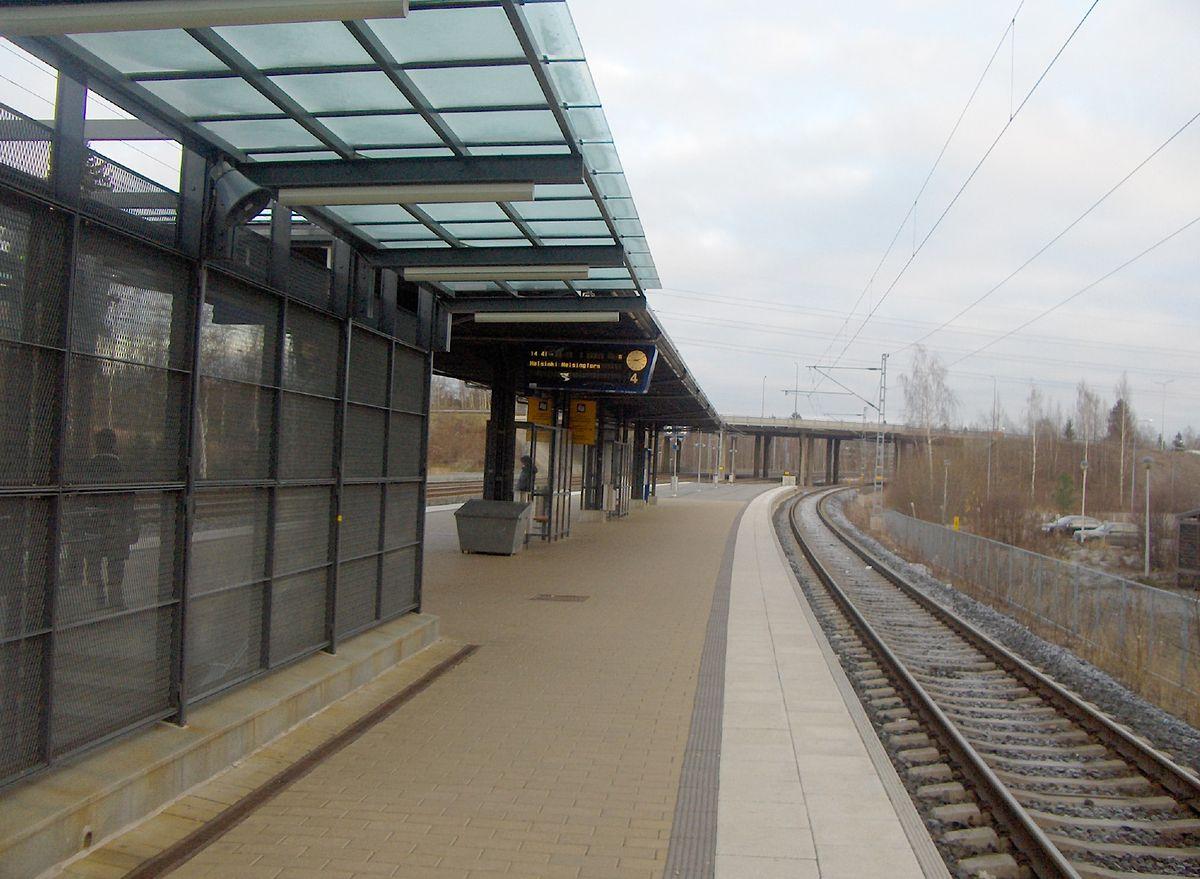 Helsinki Vantaa Juna-Asema