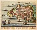 Valletta Citta et Fortezza Nell'Isola di Malta, 1663.jpg