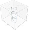 Van der Pol Solution Curve 3D.png