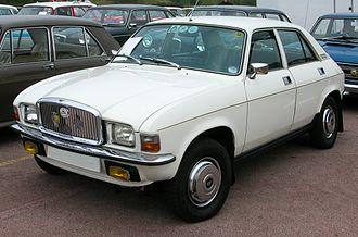 Austin Allegro - Vanden Plas 1500 variant, 1977 model
