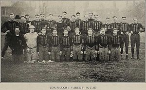 1922 Vanderbilt Commodores football team - Image: Vandy 1922football