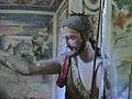 Varallo, Sacra monte, Cappella 12-Baptism of Christ 04.JPG