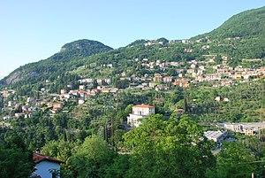 Varenna - View from Castello di Vezio.
