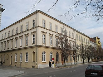 Varga Katalin Secondary School - Image: Varga Katalin Secondary School 1