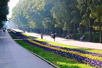 Varna - Varna Sea Garden