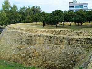 Venetian historic walls and gardens Nicosia Republic of Cyprus.jpg