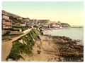 Ventnor, from West Cliff, Isle of Wight, England-LCCN2002711862.tif