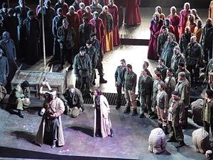 Attila (opera) - Verdi: Attila. Teatro Massimo, Palermo 2016