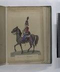 Vereenigde Provincie a Nederland, Hussar van Van Heeckeren in pels 1794 (NYPL b14896507-99761).tiff
