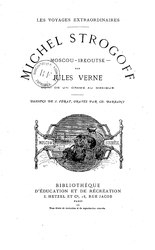 Jules Verne: Michel Strogoff