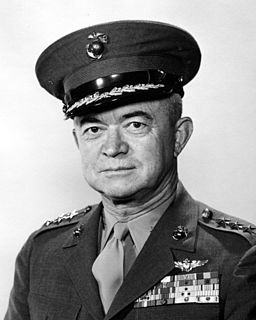 Vernon E. Megee American Marine Corps general