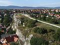 Veszprém - view from castle.JPG