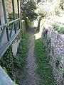 Via Aurelia in Hanbury gardens (West).jpg