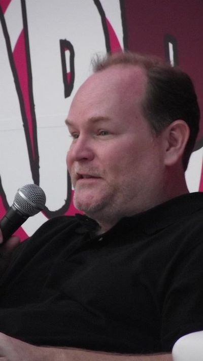 Picture of an author: Victor Gischler