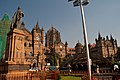Victoria Terminus Mumbai angular view.jpg