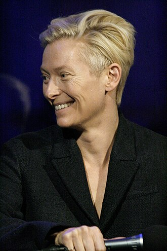 Tilda Swinton - Swinton at the 2009 Vienna International Film Festival