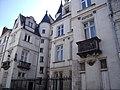 Vieux tours, Rue du grand marché, 33 rue bretonneau, hôtel 16ém siècle.jpg