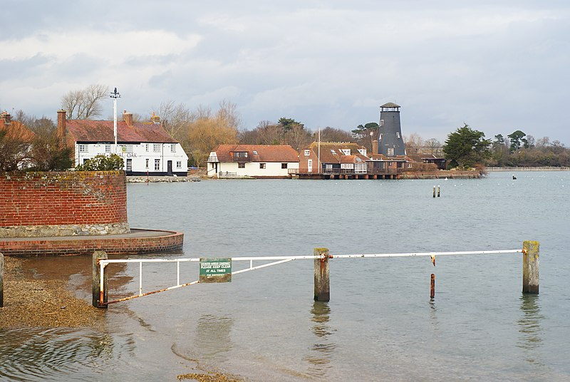 File:View Across Chichester Harbour - geograph.org.uk - 1717793.jpg