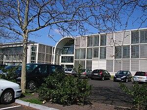 Aubière - The view for the Cezeaux Campus