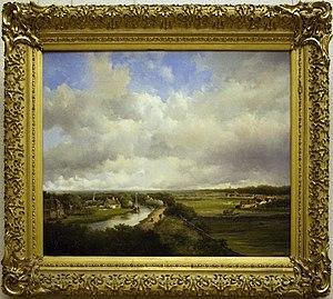 Dekkersduin (painting) - The painting Dekkersduin