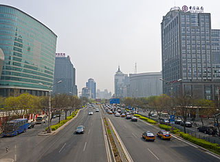 location in Dongcheng District, Beijing