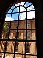 View of Facade of Hyde Park Barracks Museum - Through Window of Deputy Superintendent's Office - Sydney - Australia (11215617463).jpg