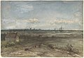 View of Haarlem from the Dunes MET DP800785.jpg