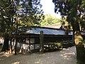 View of corridor of Oyamazumi Shrine.jpg