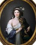 Vigée-Lebrun, Marie - Portrait of Mme D'Aguesseau - c. 1770.JPG