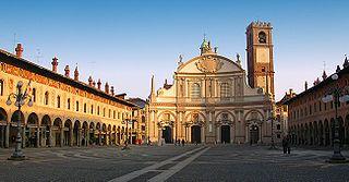 Vigevano Comune in Lombardy, Italy
