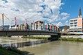 Villach Innenstadt Draubrücke Bahnhofstrasse SW-Ansicht 03082015 6387.jpg