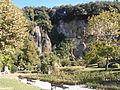 Villecroze cascade et parc.JPG