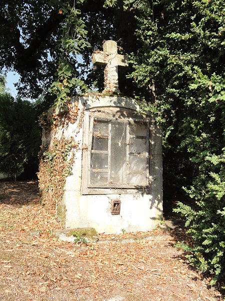 Villers-sur-Meuse (Meuse) oratoire, extérieur