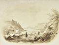 Vista do Rio Douro com a cidade do Porto (1840) - Joseph James Forrester.png