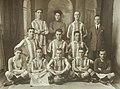 Voetbal team Liberale Kring van Rabot en Brugsepoort, Gent, 1924 (28846989583).jpg
