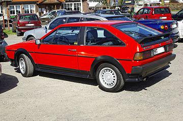 Volkswagen Scirocco - Wikiwand