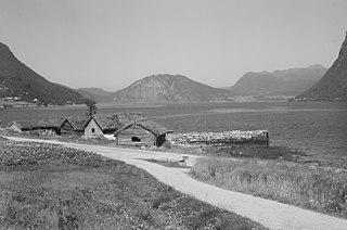 Voll, Møre og Romsdal Former municipality in Møre og Romsdal, Norway